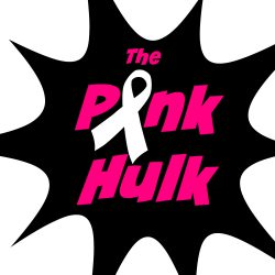 The Pink Hulk
