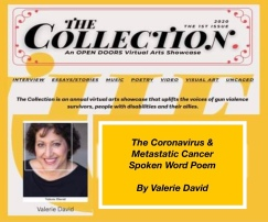 Valerie David Open Doors The Collection PR for POEM TWITTER AND IG